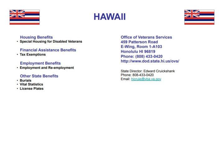 11 - Hawaii