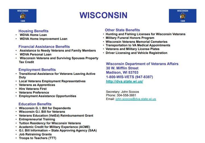 49 - Wisconsin